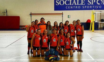 Amara sconfitta a Pianezza per l'Under 12