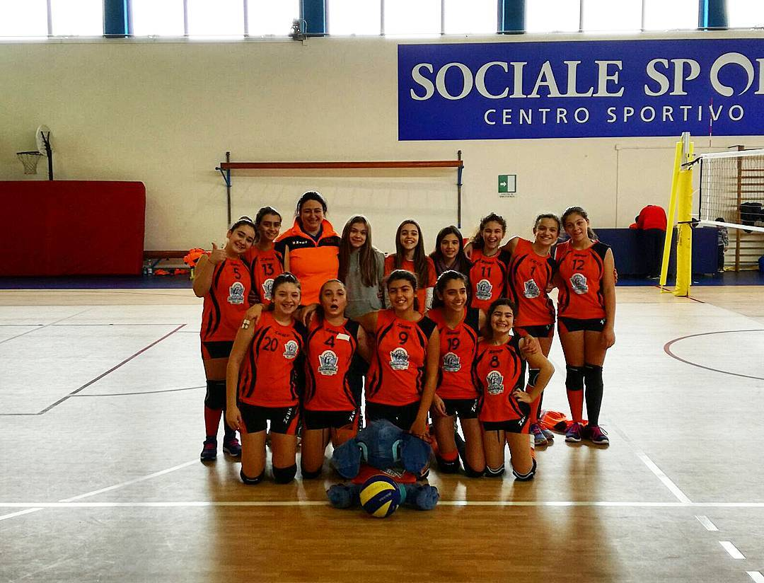 Amara sconfitta a Pianezza per l'Under 12