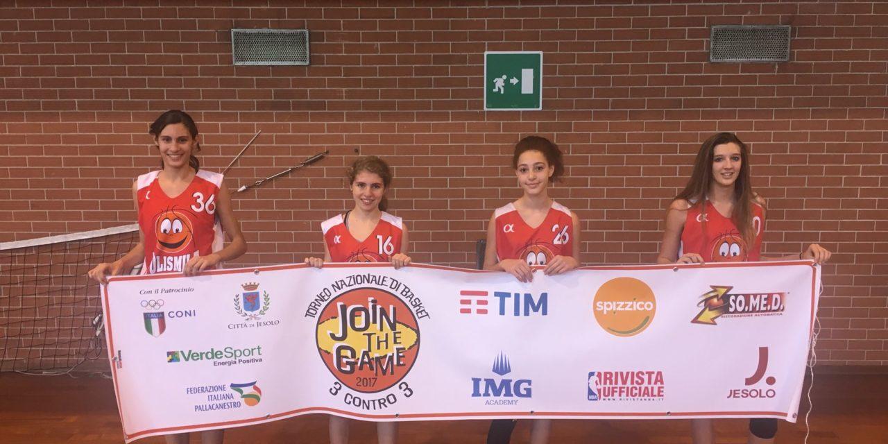 """Via alle Finali Nazionali """"Join the Game"""""""