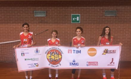 Join the Game: Polismile campione regionale!