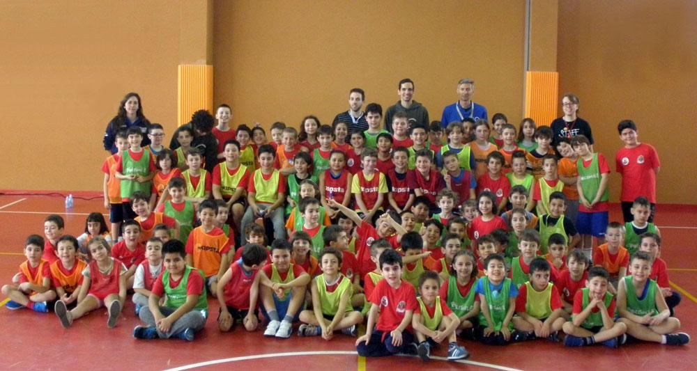 """""""A Scuola di Basket"""". Sesta edizione del Torneo delle scuole."""