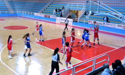L'avventura delle Under 16 a Pesaro