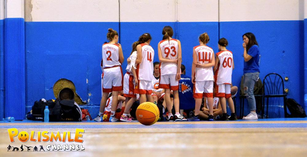 Un torneo in crescendo per l'Under 13 a Pesaro