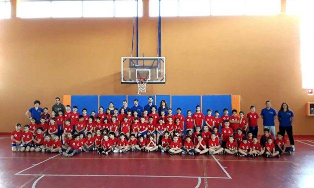 """Sorrisi e divertimento per il terzo atto di """"A scuola di basket"""""""