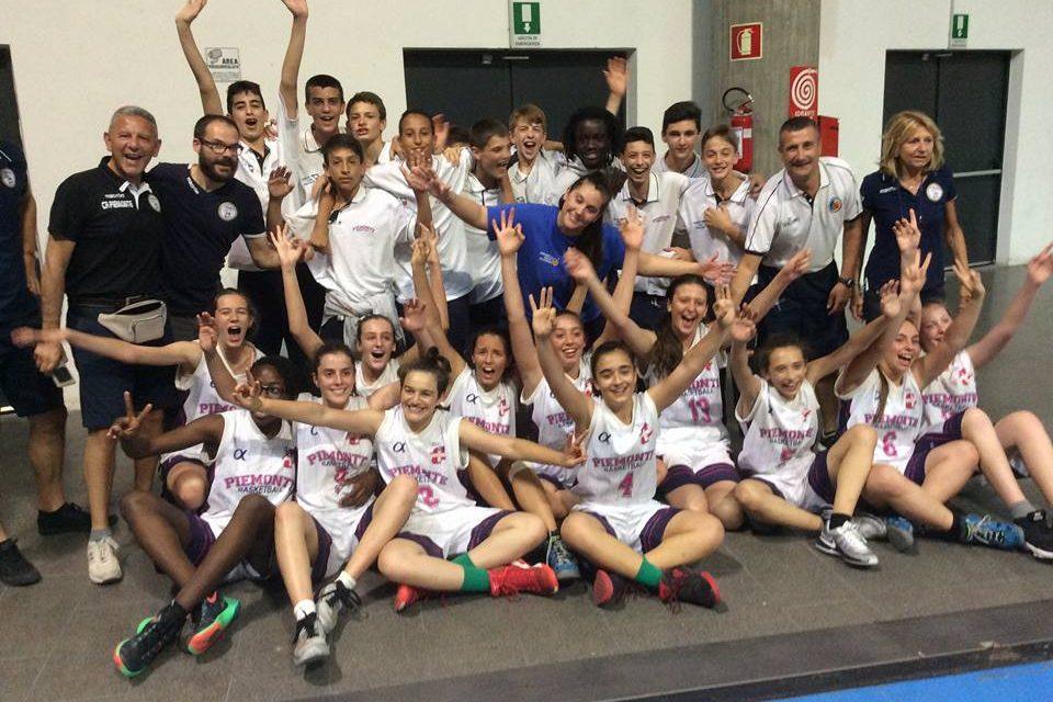 Il Piemonte vola alto e vince il Trofeo Bulgheroni