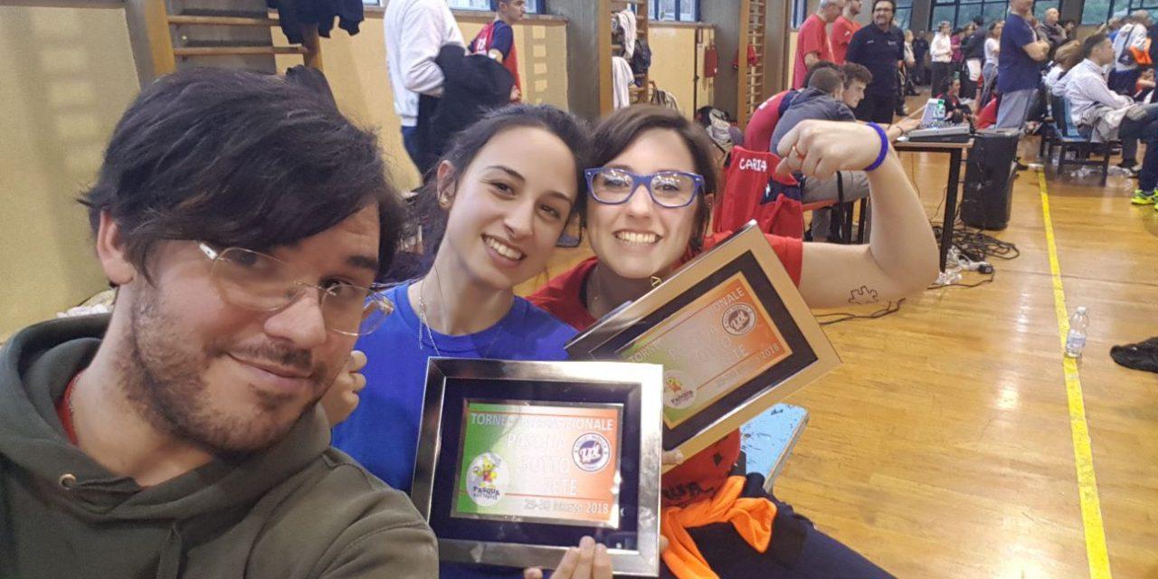 Un anno ricco di esperienze per il volley Polismile