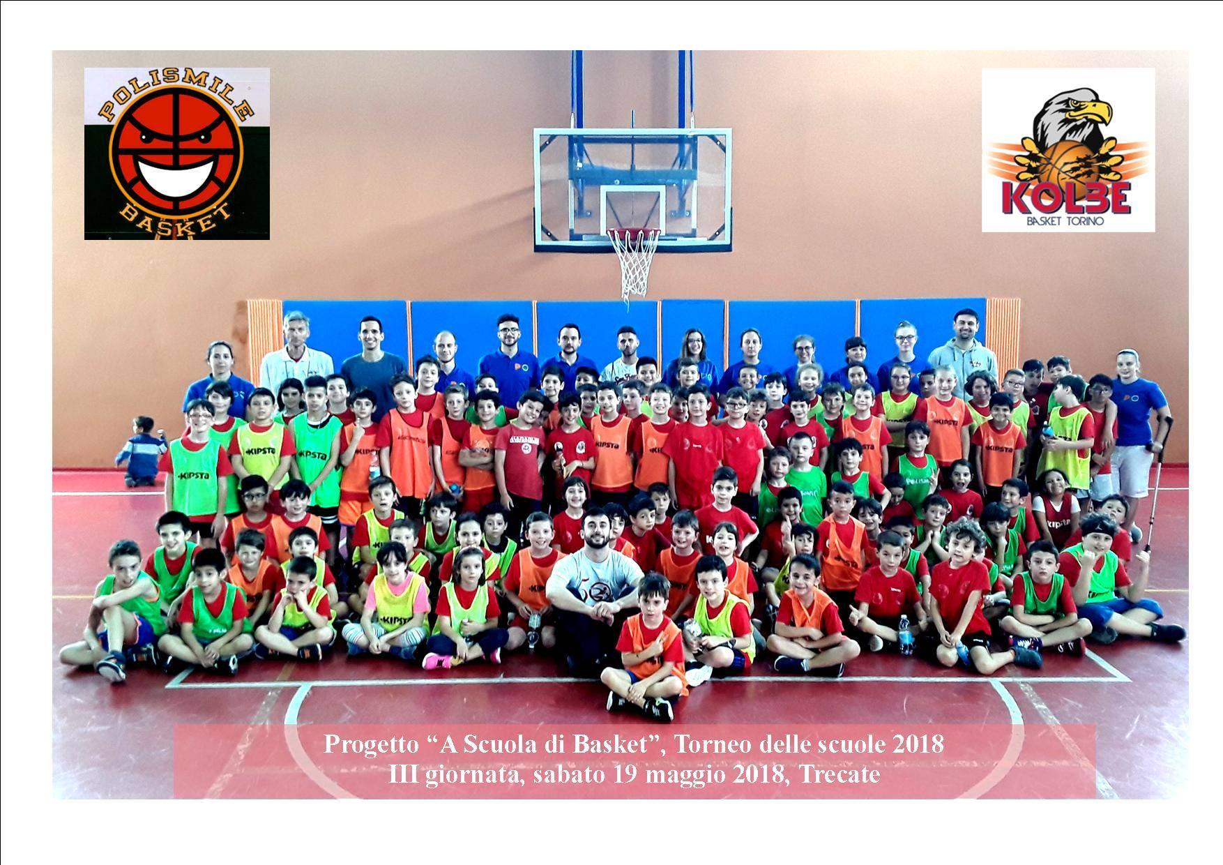 A Scuola di Basket va in vacanza: grazie a tutti!