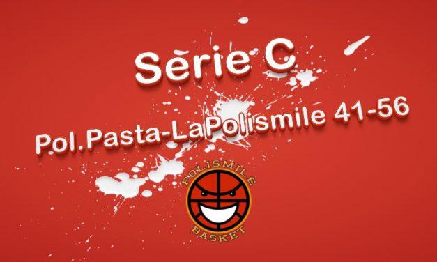 Arriva contro Pasta la seconda vittoria per La Polismile