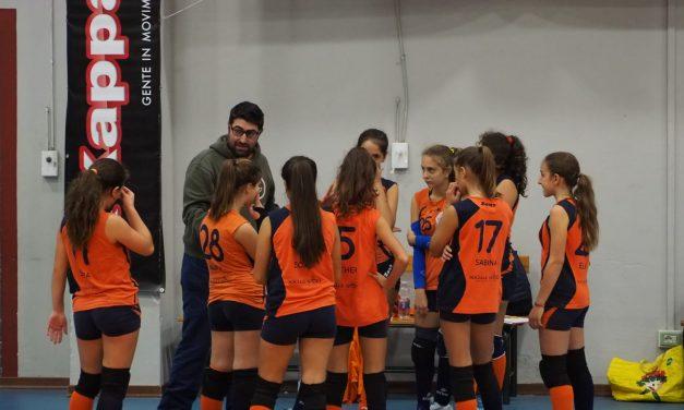 Under 14: Ottima prestazione per le orange