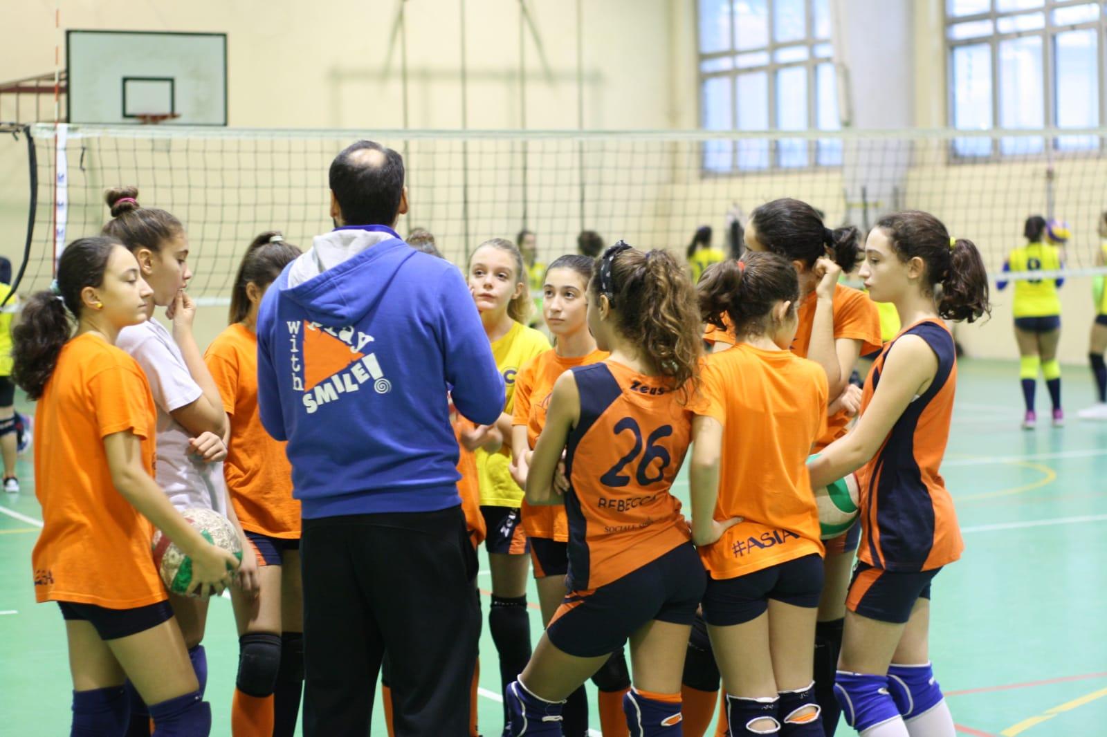 Under 13: Bella prova di squadra sul campo del San Paolo