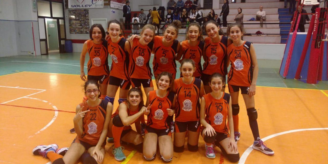 Under 13: Brave ragazze, LaPolismile alla seconda fase