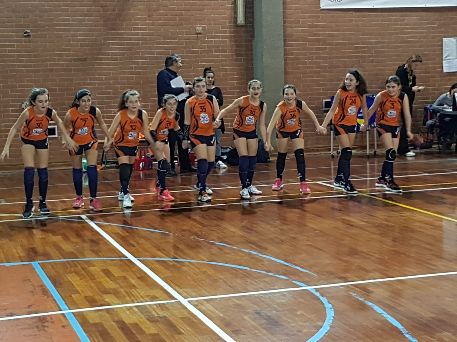 Under 12: Quattro punti in due partite per le 'orange'