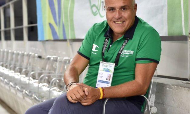 Bevenuto coach Salvemini!