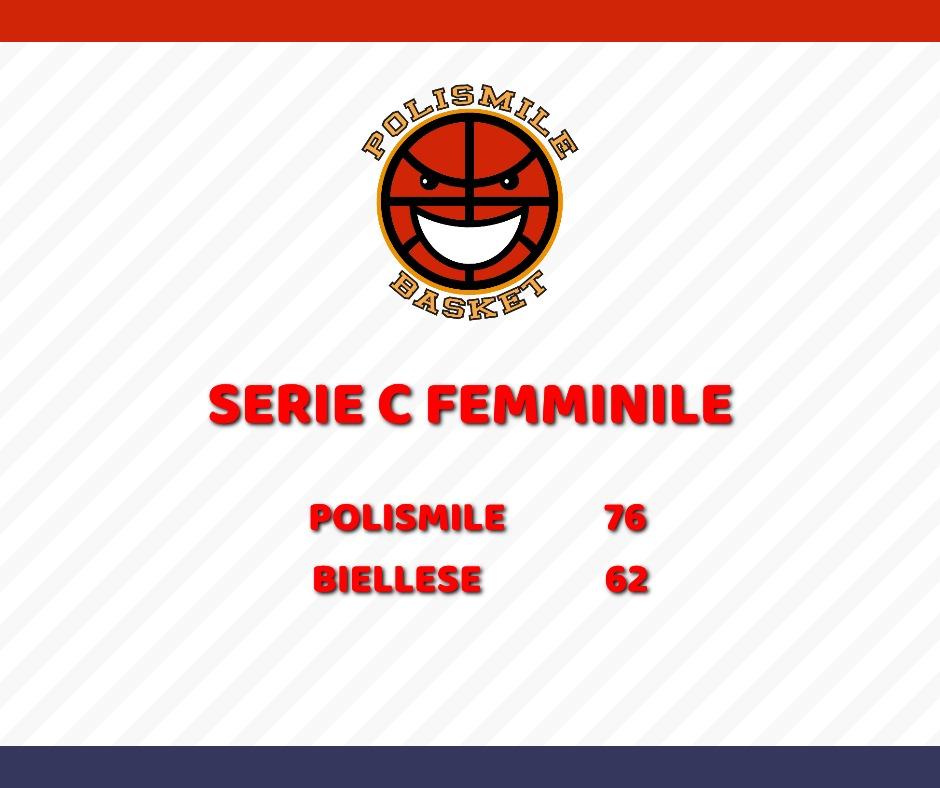 Con Biella arriva la quinta vittoria per la Polismile