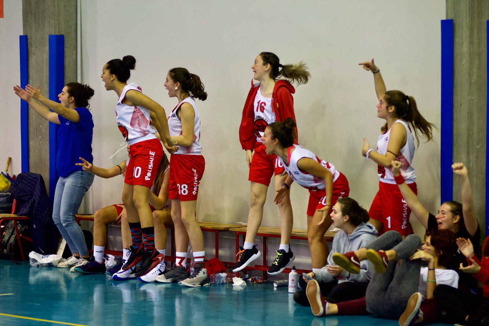L'Under 16 soffre a Moncalieri ma strappa la sesta vittoria