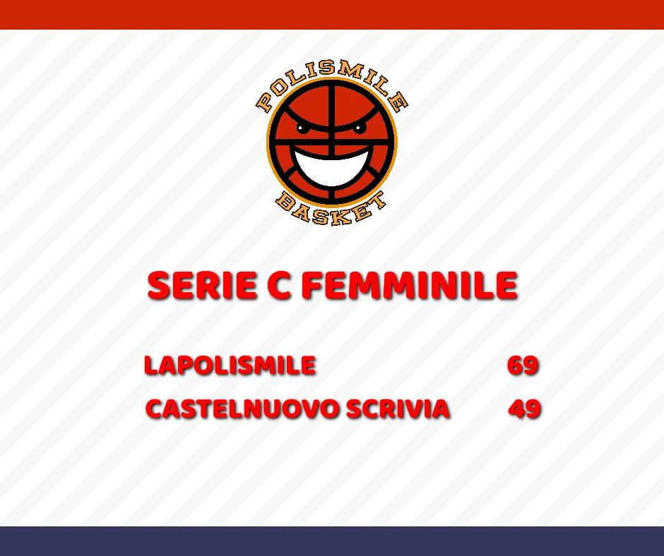 LaPolismile ritrova il sorriso contro Castelnuovo