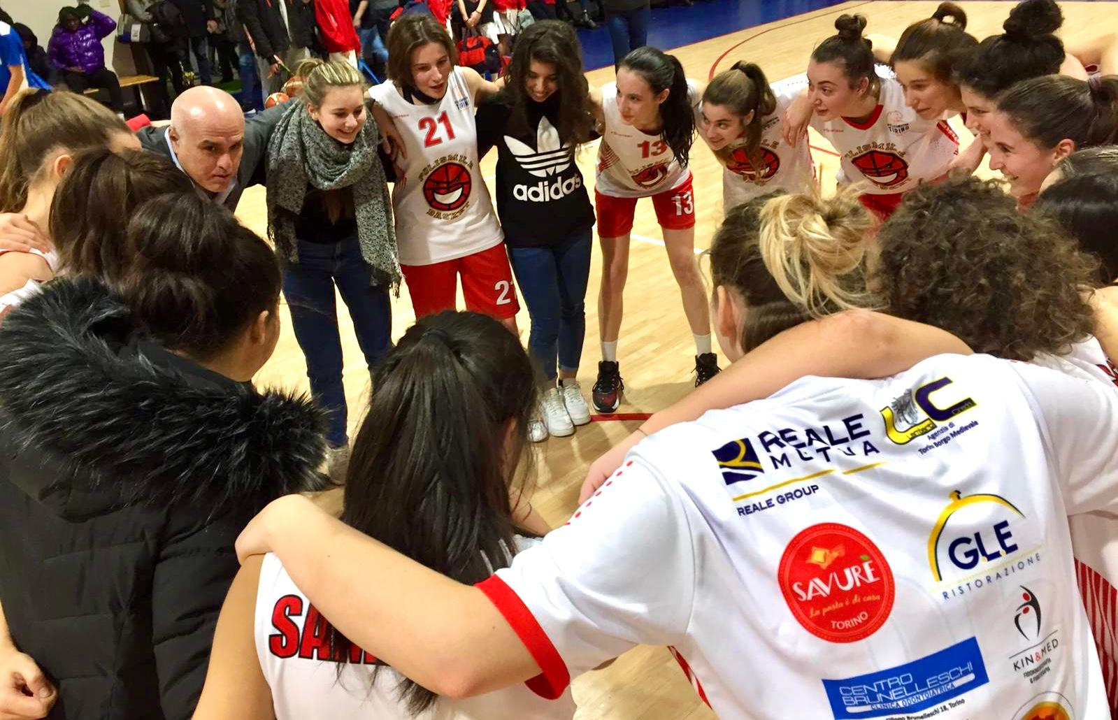 Emozioni e grande basket tra Polismile e Venaria: la spuntano le biancorosse