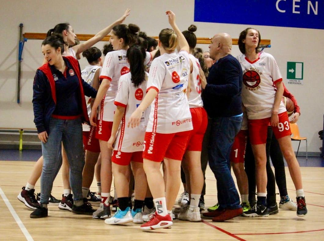 LaPolismile vince  lo scontro playoff con Novara