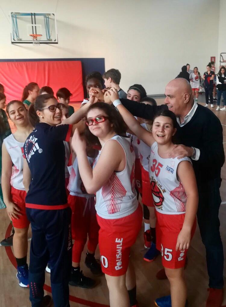 La Polismile Under 13 infila un'altra vittoria