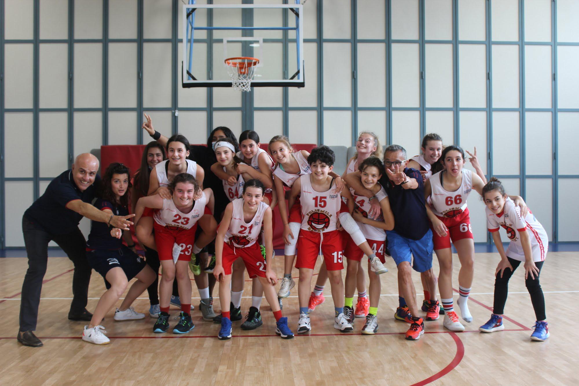 La Polismile batte Libertas e conquista la finale regionale Under 13